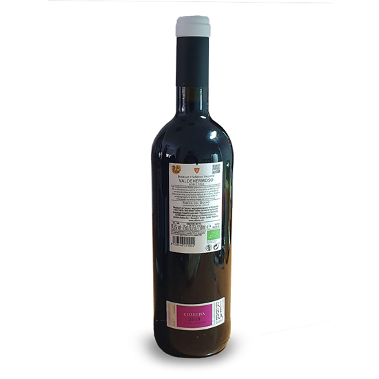 Vino Valdehermoso 750ml