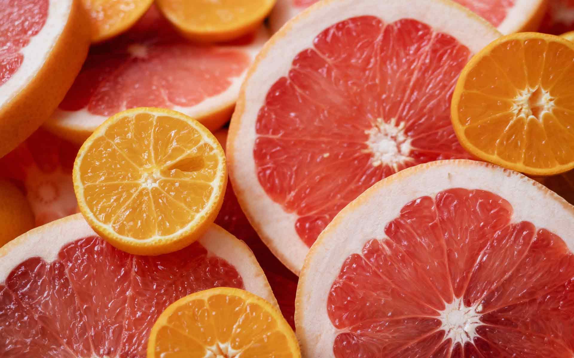 grapefruit, pampelmuse, vitamin c, Covid 19, Naturheilpraxis Lüders