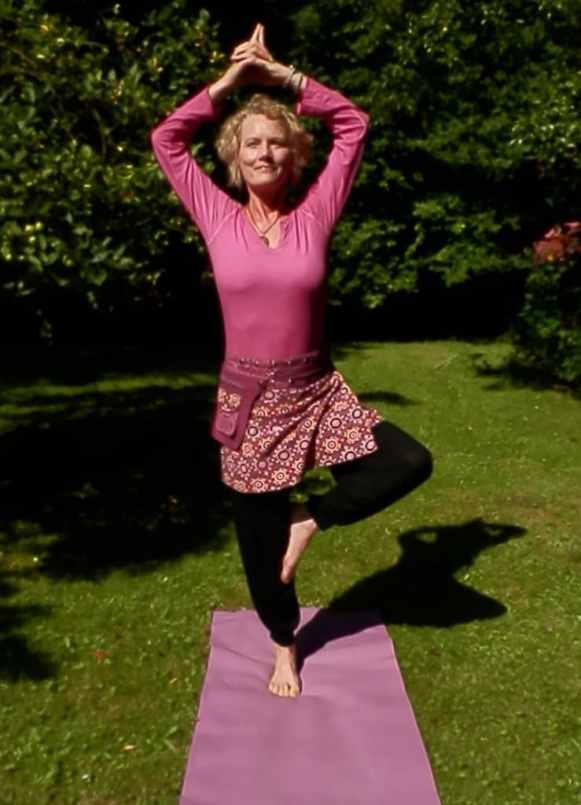 Romana Burggraf - Yogalehrerin