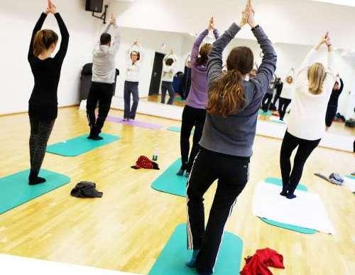 Yoga Kurs Aachen