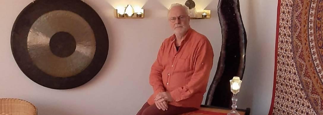 Willi Schmitz spielt Somachord2 Klangbett, Klangliege, Somachord