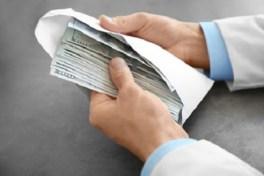 Bestechung und gekaufte Studien