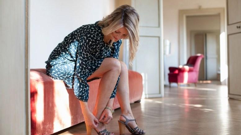 tipos de calzado para el dolor de espalda