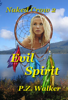 Book Cover: Naked Crow 2 - Evil Spirit
