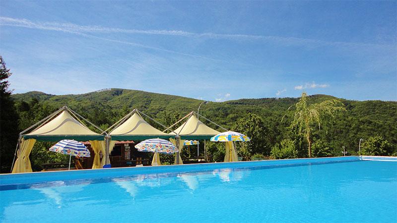 Camping Costalunga - Piscina