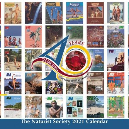 2021 Naturist Calendar