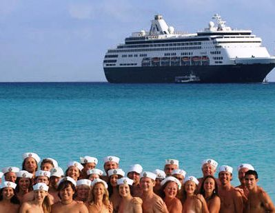 Nudist cruise Adriatic Odyssey 2020