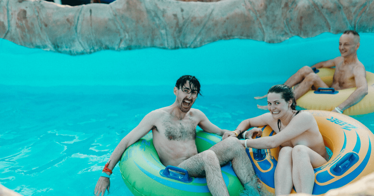 Waterparks   Large-scale Naturist Swims   British Naturism Events