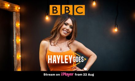 Hayley Goes … Naked