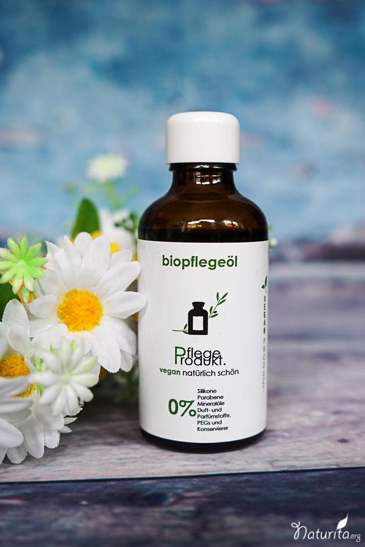 biopflegeöl aus Sonnenblumenöl von PflegeProdukt