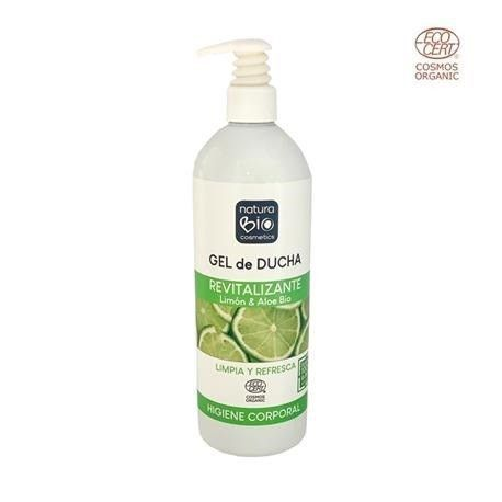 3790 Gel ducha revitalizante NATURA BIO 740 ml