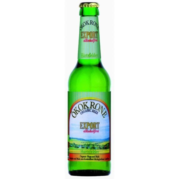 561 Cerveza sin alcohol OKO KRONE 330 ml