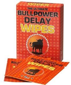 Bull Power Toallitas Retardantes
