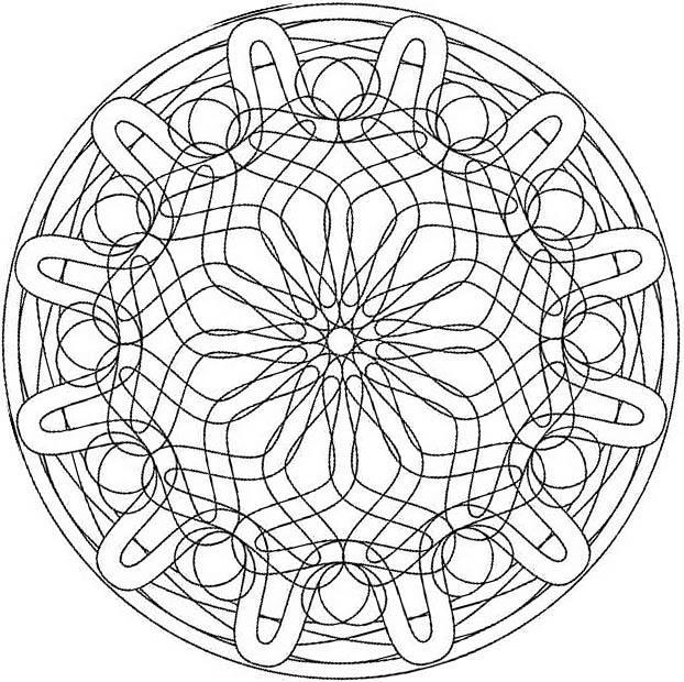 Mandala a látás javításához Egyszerű lépések a látás javításáért