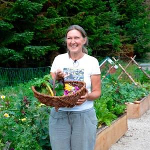 Selvforsyning i egen have - Årets gang i haven @ Naturplanteskolen | Hedehusene | Danmark