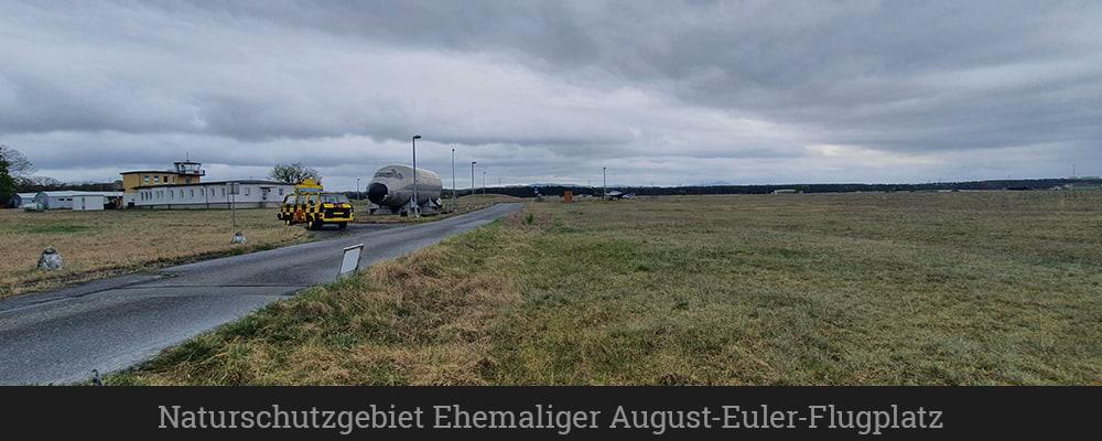 Naturschutzgebiet Ehemaliger August-Euler-Flugplatz