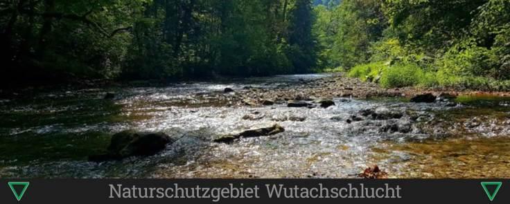 Naturschutzgebiet Wutachschlucht