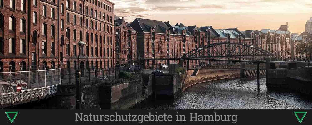Naturschutzgebiete in Hamburg