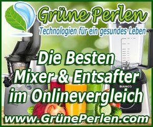 Mixer & Entsafter im Vergleich