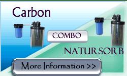 Natursorb Combination No Salt Water Filters