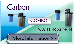 Natursorb Combination No Salt Water Filters