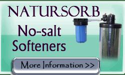 Natursorb No Salt Water Treatment