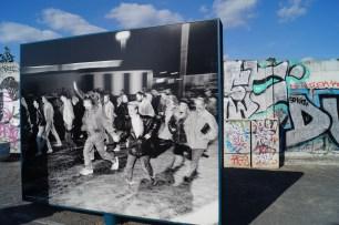 Tag der Deutschen Einheit Bornholmer Strasse