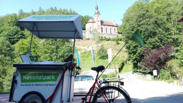 Nationalpark im Spessart dank der Umweltenzyklika Laudato Si von Papst Franziskus