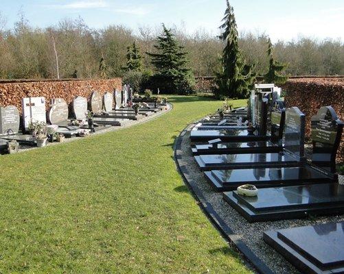 reformatorische begraafplaats Urk