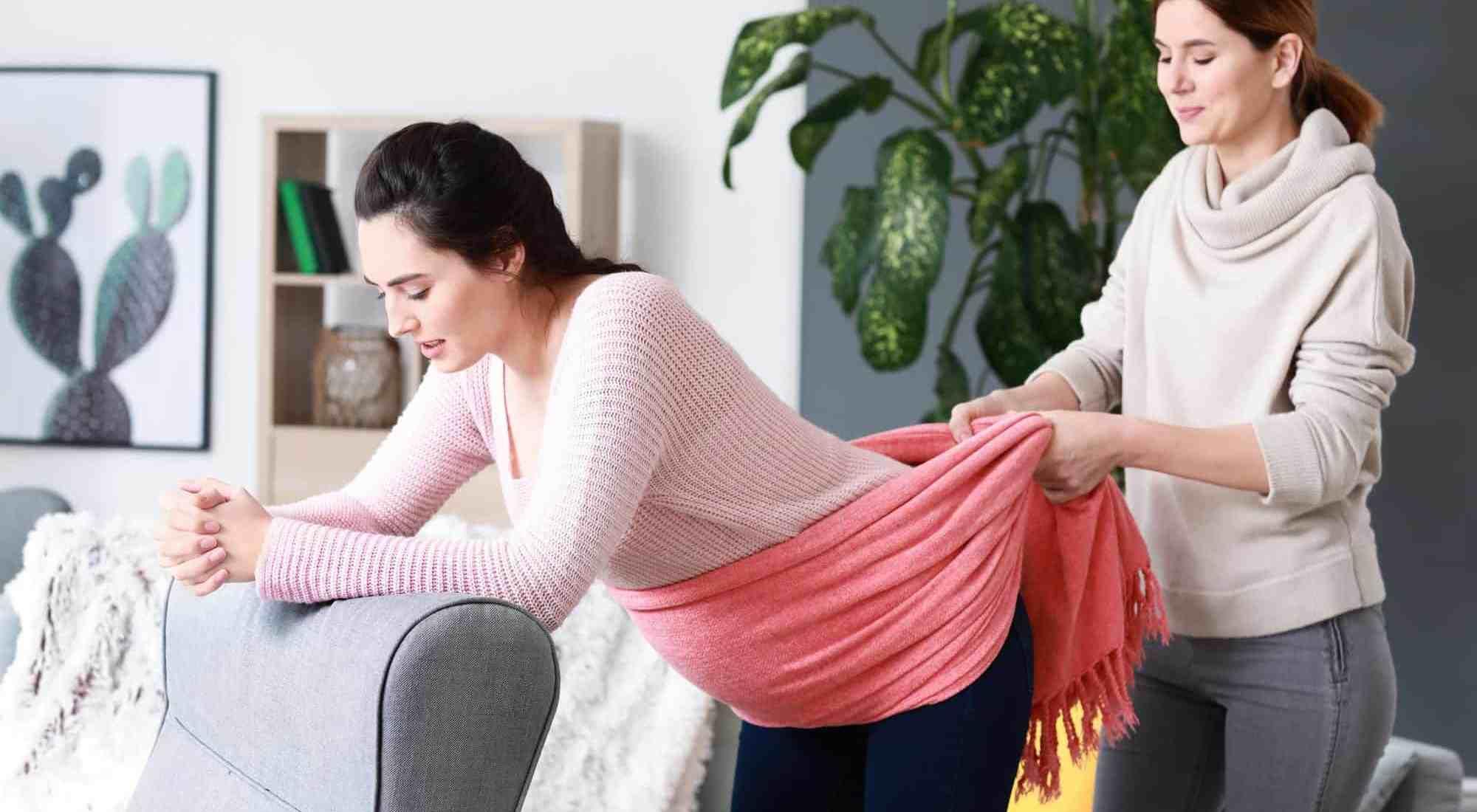rebozo-massage