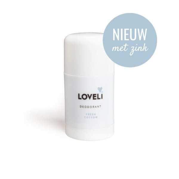 Klik om naar deodorant loveli fresh cotton natuurlijk troepvrij te gaan