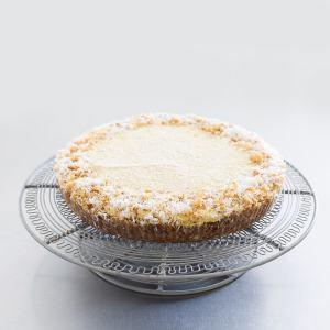 No-bake Mango Pie