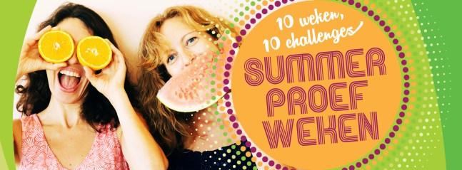 bgn summer proef weken