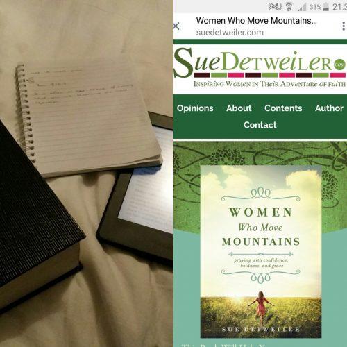 Women who move mountains