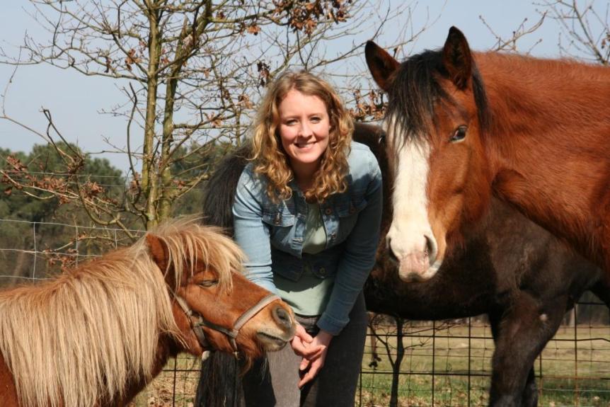 paard aan huis natuurlijk paarden