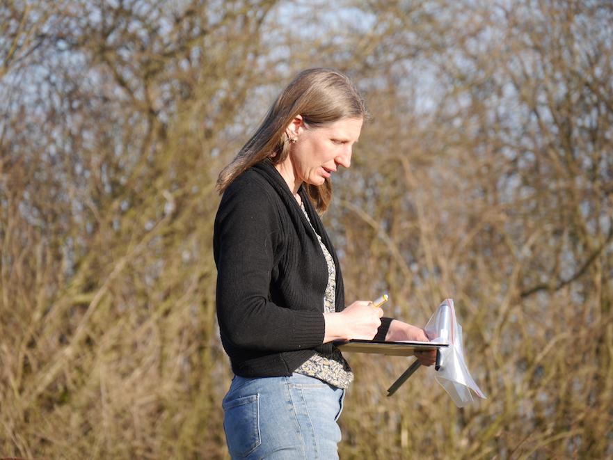 Landerade bodeminventarisatie