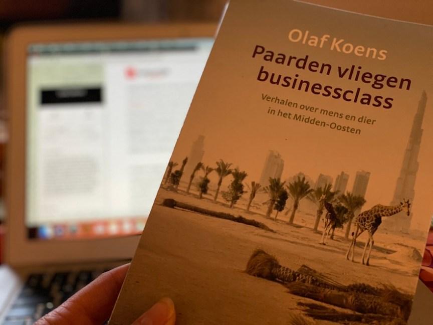 boekenblog paarden vliegen businessclass