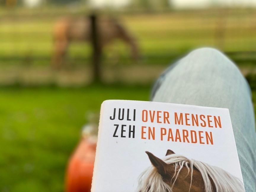 over mensen en paarden Juli Zeh