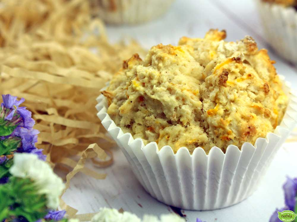 Carrot-Coconut-and-Walnut-Muffins