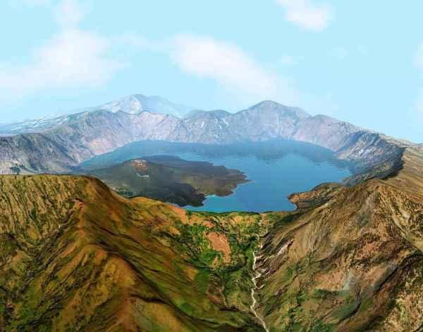 Что такое кратер вулкана? Определение — Природа Мира