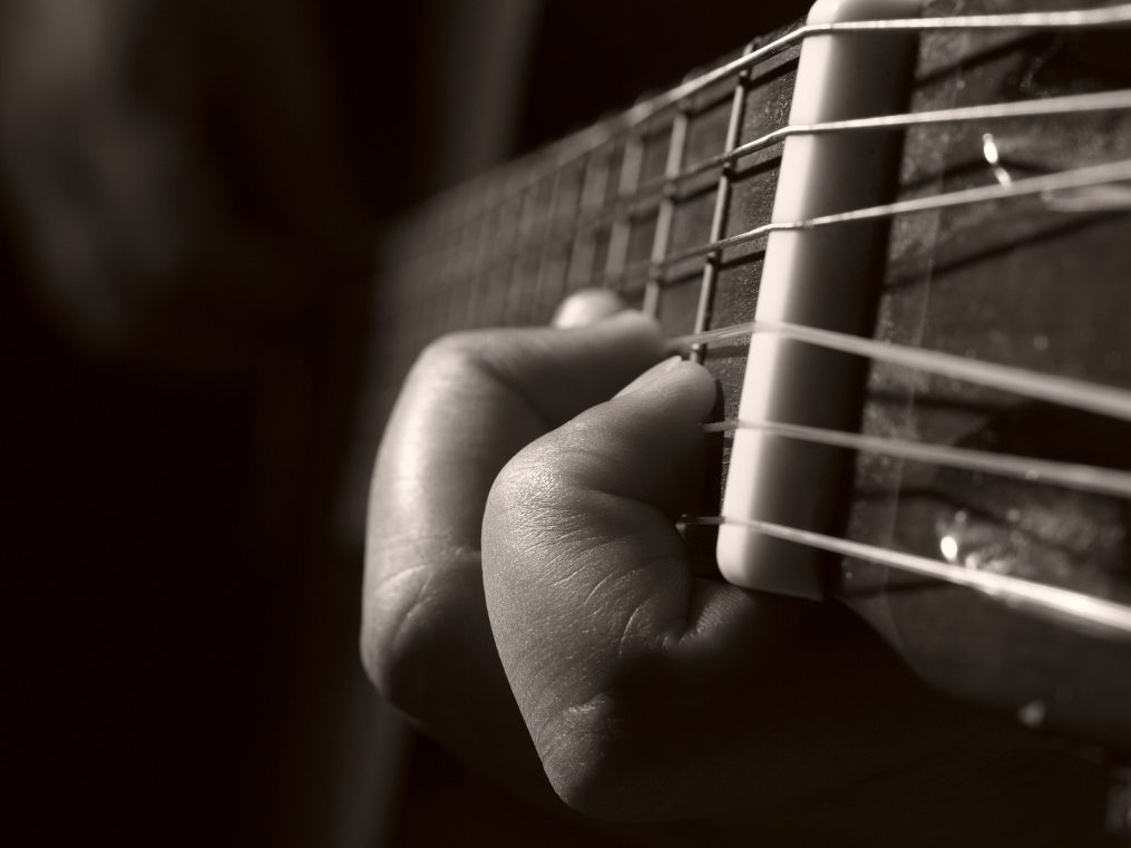 Classical Guitar Lessons in Haringey North London