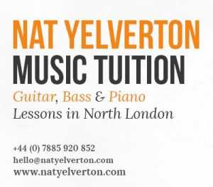 nat yelverton music tuition