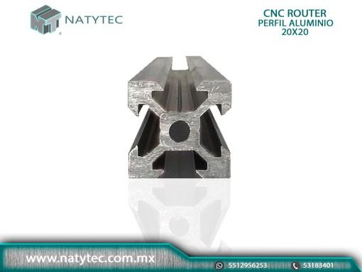 Comprar Perfil de Aluminio para CNC Router México