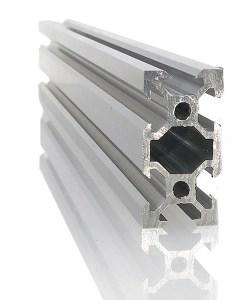 CNC Router Perfil Aluminio V Slot