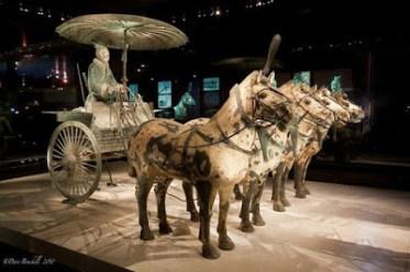 Древна колесница, НаучиКитайски