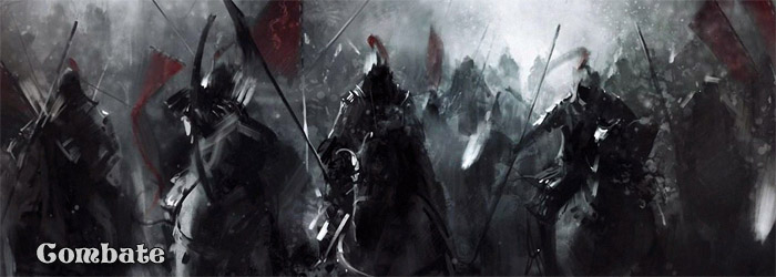 Sistema Athkri: Combate
