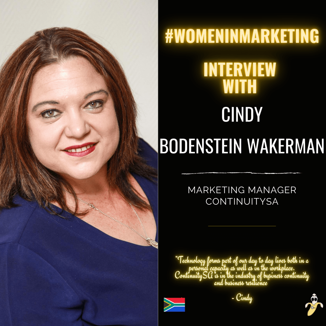 Cindy Bodenstein Wakerman Women In Marketing