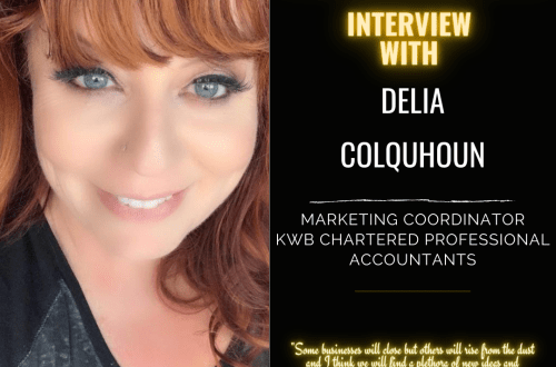 Delia Colquhoun, Women In Marketing