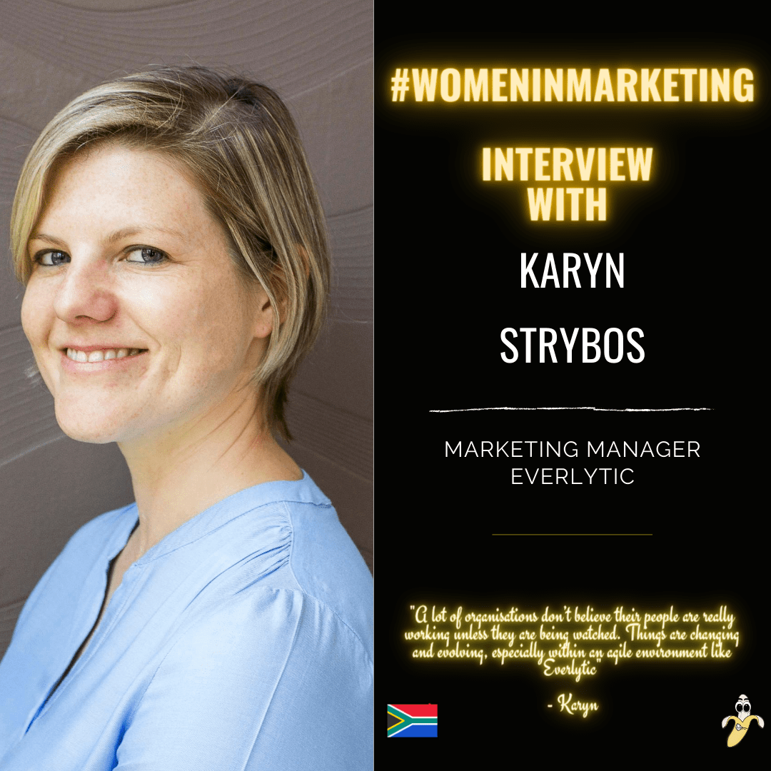 Karyn Strybos Women In Marketing