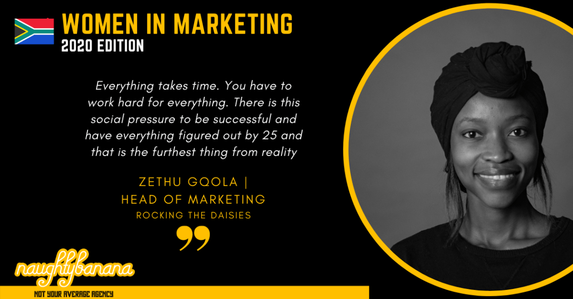 Zethu Gqola, LinkedIn, Women In Marketing (Black)